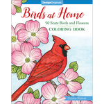 Birds At Home - Design Originals