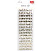Gold - Simply Creative Gems 10mm, 180/Pkg