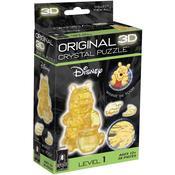 Winnie The Pooh - 3-D Licensed Crystal Puzzle