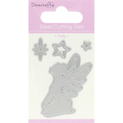 Fairy, 4/Pkg - Dovecraft Value Die