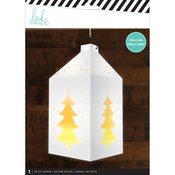 Tree - Heidi Swapp Holiday Paper Lantern