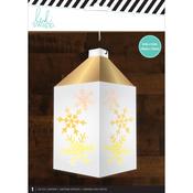 Snowflake - Heidi Swapp Holiday Paper Lantern