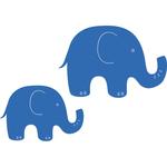 Elephants - Kaisercraft Dies
