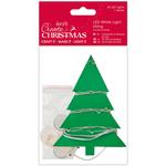 White - Papermania Create Christmas 20 LED Light String