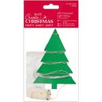 Multicolor - Papermania Create Christmas 20 LED Light String