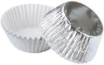 Silver Foil 24/Pkg - Standard Baking Cups