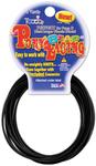 Black - Pony Bead Lacing 2mmX5yd