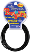 Black - Pony Bead Lacing 2mmX5yd