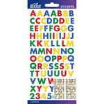 Primary Futura Bold Small - Sticko Alphabet Stickers