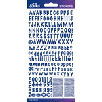 Cobalt Marker Small - Sticko Alphabet Stickers