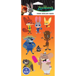 Zootopia - Disney Stickers - Jolees