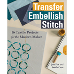 Transfer Embellish Stitch - Stash Books