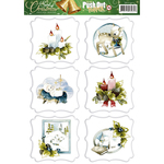 Spirit Of Christmas - Find It Trading Precious Marieke 3D Topper Sheet