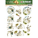 Spirit Of Christmas - Find It Trading Precious Marieke Punchout Sheet
