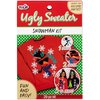 Snowman - Tulip Ugly Sweater Embellishment Kit