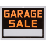 "9""X12"" - Garage Sale Sign 1/Pkg"