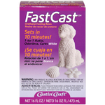 Castin'Craft FastCast White Casting Resin 16oz