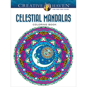 Creative Haven: Celestial Mandalas - Dover Publications