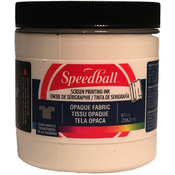 Pearly White - Opaque Fabric Screen Printing Ink 8 Ounces