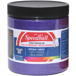 Amethyst - Opaque Fabric Screen Printing Ink 8 Ounces