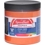 Sherbet - Opaque Fabric Screen Printing Ink 8 Ounces