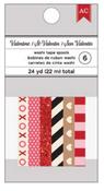 Valentines 2017 Mini Washi - American Crafts