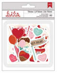 Valentines Ephemera - American Crafts