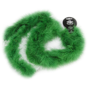 """Kelly Green - Marabou Feather Boa Solid Color Medium Weight 72"""""""