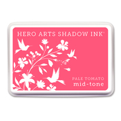 Pale Tomato - Hero Arts Shadow Ink Pad