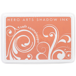 Soft Cantaloupe - Hero Arts Shadow Ink Pad