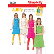 14-16-18-20-22 - SIMPLICITY MISSES DRESSES