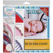 On The Edge Crochet - Edgit Piercing Crochet Hook & Book Set