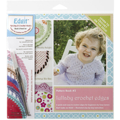 Lullaby Crochet Edges - Edgit Piercing Crochet Hook & Book Set