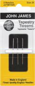 Size 25 3/Pkg - Tapestry Tweens Hand Needles