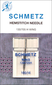 Size 16/100 1/Pkg - Hemstitch Machine Needle