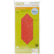 "Signature Block 6-1/4""X2-1/8"" - GO! Fabric Cutting Dies"