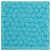 """Square 8-1/2"""" - Go! Fabric Cutting Dies"""