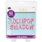 Lollipop Shadows Letters - Uppercase - Westminster/Sizzix Bigz Dies 4/Pkg