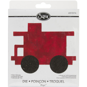 Train Caboose - Westminster/Sizzix Bigz Dies