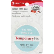 """.75""""X15' - Instant Bond Double-Sided Fabric Tape"""