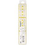 3cmX15cm - Omnigrid Metric Quilter's Ruler