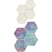 """Paper Piecing Hexagon 1"""" Sides - GO! Fabric Cutting Dies"""