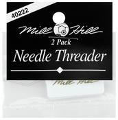 Needle Threaders - 2/Pkg