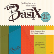 "BasiX By X-Blocks Template, 2-1/2"" -"