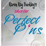 "1"" 50/Pkg - Karen Kay Buckley's Shorter Perfect Pins"