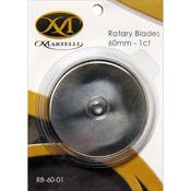 60mm 1/Pkg - Rotary Cutter Blade Refill