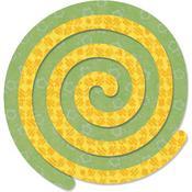 """Spirals 5"""" - Sizzix Bigz Dies Fabi Edition"""