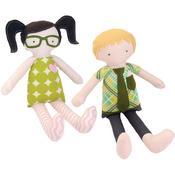 """XL Die 25"""" - Doll By Kid Giddy - Sizzix Bigz Dies Fabi Edition"""