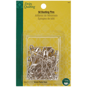 Size 2 50/Pkg - Dritz Quilting Basting Pins