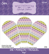 Dresden Plate Small - Westminster/Sizzix Bigz Dies